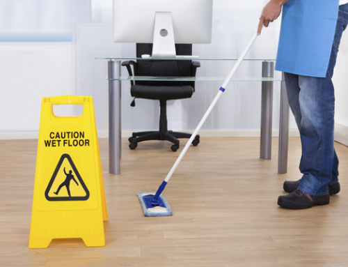 How to Keep Your Office Clean This Winter
