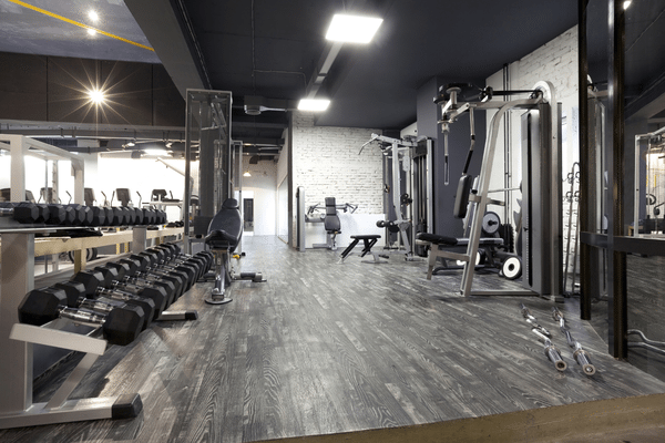 Gym cleaning services fitness studio toronto